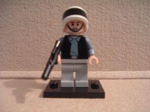 Lego Star Wars Rebel Scout Trooper 2012