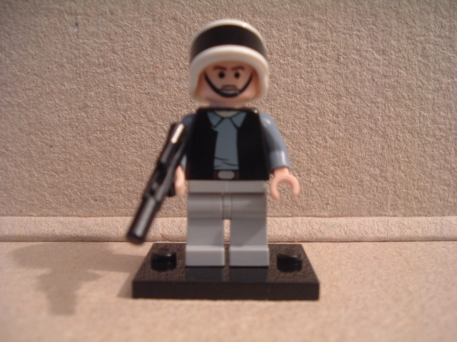 Lego Star Wars Rebel Scout Trooper 2012