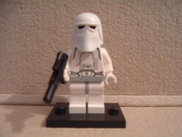 Lego Star Wars Snowtrooper
