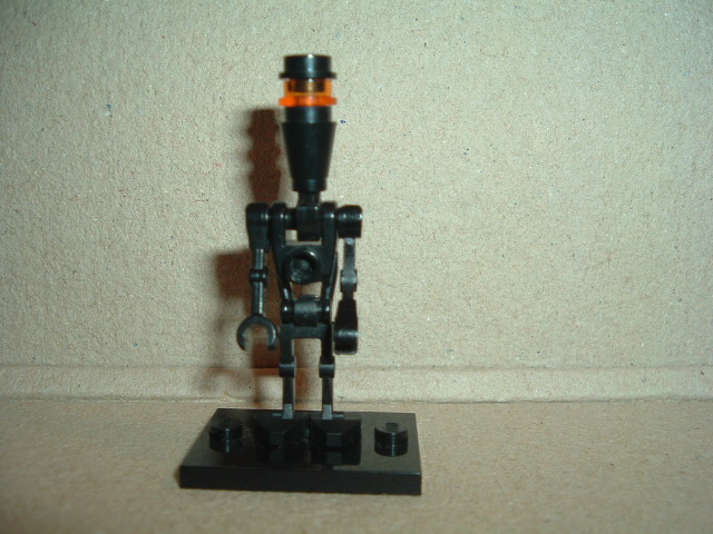 Lego Star Wars Assassin Droid 2009 schwarz