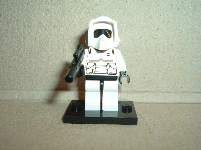 Lego Star Wars Scout Trooper 1999