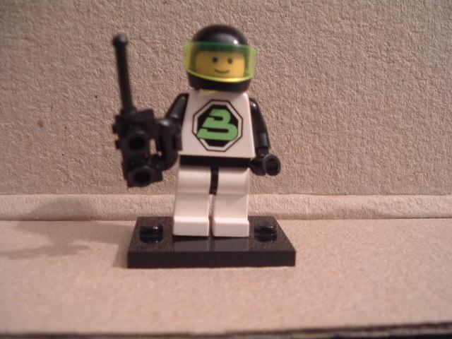 Lego Space Blacktron