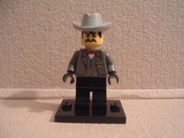Lego Western Sheriff