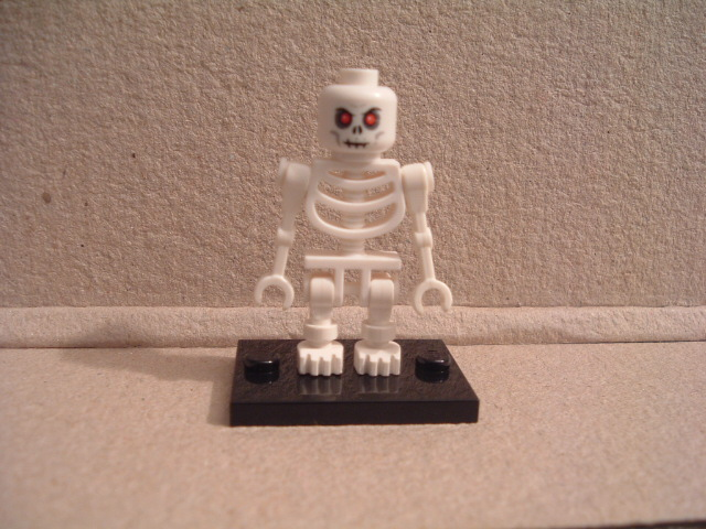Lego Piraten Skeleton