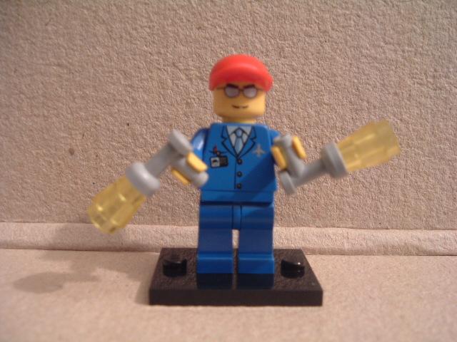 Lego City Flughafenpersonal 2, 2006