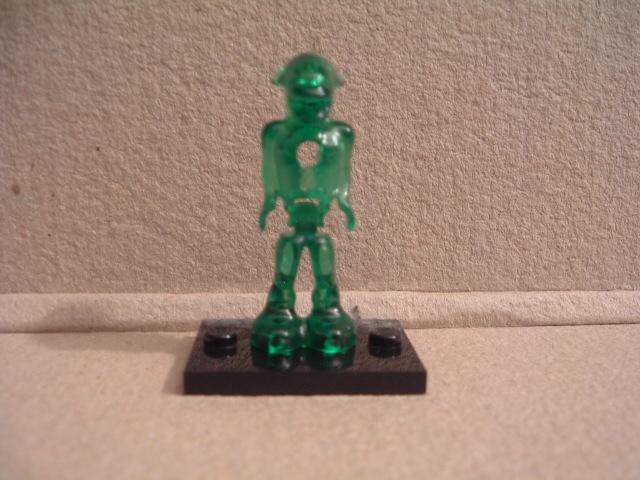 Lego Mars Mission Alien 2007