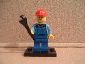 Lego City Arbeiter