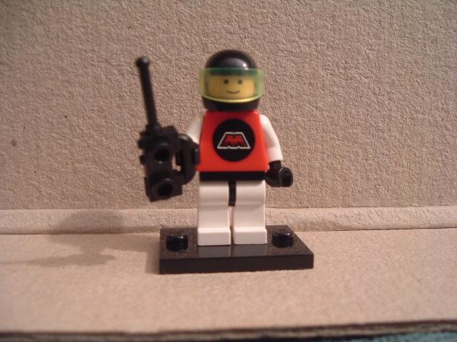 Lego Space MTron 0