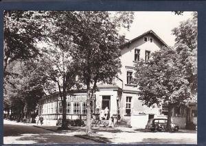 AK Grünheide / Mark Ortsteil Alt Buchhorst Gaststätte am Möllensee 1982