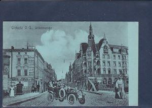 AK Gleiwitz O.-S., Wilhelmstraße 1900