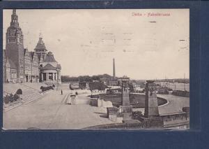 AK Stettin Hakenterrasse 1912