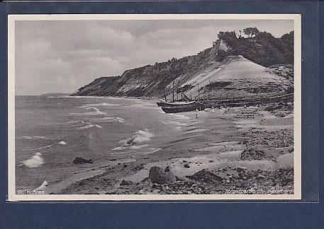 AK Gr. Kuhren Strandpartie am Zipfelberg 1930