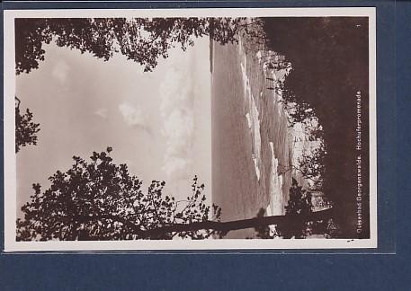 AK Ostseebad Georgenswalde Hochuferpromenade 1930