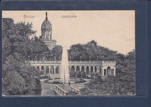 AK Breslau Liebichshöhe 1915