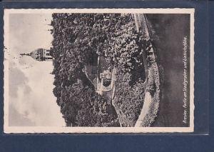 AK Breslau Partie am Stadtgraben und Liebichshöhe 1941