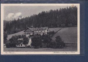 AK Bad Reinerz Waldhaus mit Lug ins Land 1928