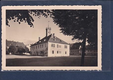 AK Neustadt an der Tafelfichte Marktplatz 1920