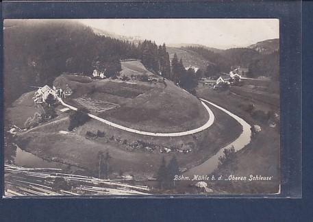 AK Böhm. Mühle b.d. \