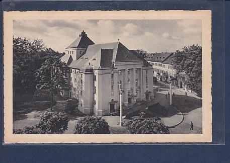 AK Franzensbad Stadttheater 1940
