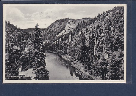 AK Hans Heiling b. Karlsbad 1940