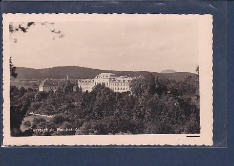 Photo AK Forstschule Reichstadt 1940