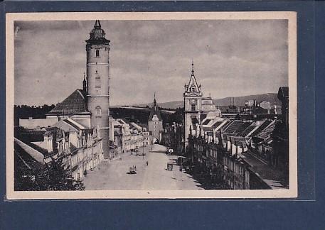 AK Taus  Domazlice 1930