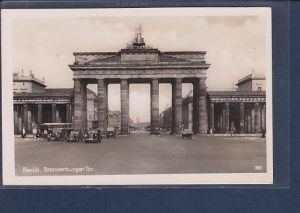 AK Berlin Brandenburger Tor 1940
