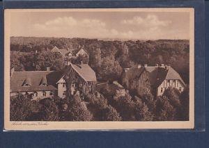 AK Ev. Johannesstift Berlin Spandau Blick von der Kirche 1930