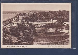 AK Ostseebad Binz a. Rügen Blick vom Kurhaus Prora 1920