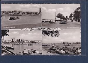 AK Emmerich-Rhein 4.Ansichten 1958