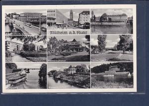 AK Mülheim a.d. Ruhr 9.Ansichten Stadtbad 1955