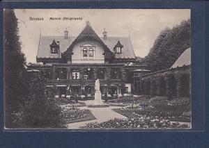 AK Bremen Meierei ( Bürgerpark) 1913