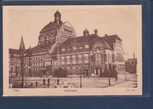 AK Kiel Stadttheater 1916