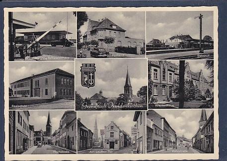 AK Grenzstadt Kaldenkirchen 9.Ansichten Bahnhof 1953 0