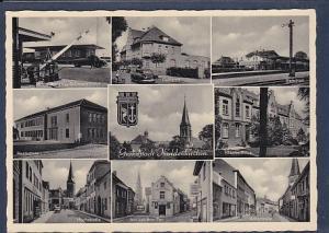 AK Grenzstadt Kaldenkirchen 9.Ansichten Bahnhof 1953