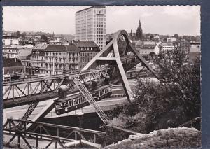 AK Wuppertal Blick auf Wuppertal - Elberfeld 1960