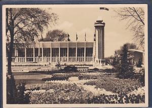 AK Essen Gruga Park Großer Blumenhof 1960