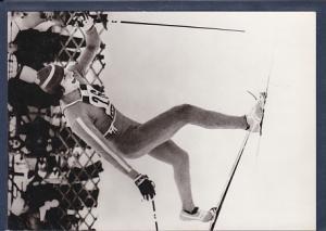AK Konrad Winkler Bronzemedaille in der Nordischen Kombination 1976