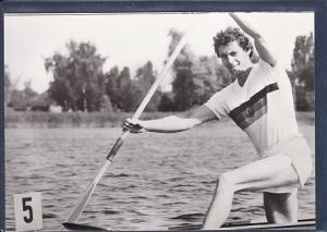 AK Olaf Heukrodt Sieger im C I 500 m und C II 1000 m bei den internationalen Wettkämpfe 1984