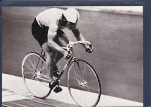 AK Klaus Grünke Goldmedaille im Bahnradsport 1000 m Zeitfahren 1976