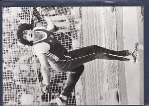 AK Gisela Beyer Siegerin im Diskuswerfen beim Olympischen Tag 1984 in Berlin