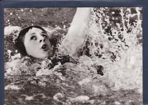 AK Birgit Treiber Silbermedaille im Schwimmen 200 m Rücken 1976