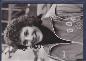 AK Steffi Martin Goldmedaillengewinnerin im Rennschlittensport bei den Winterspielen 1984 in Sarajevo
