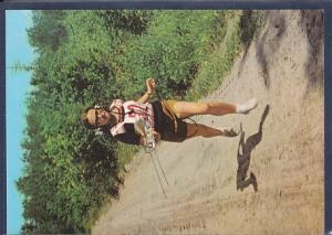 AK Wie in allen Wehrsportarten der GST so stehen aich im Funkpeilmehrkampf die Mädchen den Jungen nicht nach 1978