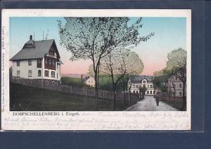 AK Dorfschellenberg i. Erzgeb. 1911