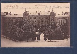 AK Wittenberg a. Elbe Kavalier Kaserne 1915