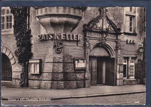 AK Dessau - HO Gaststätte Ratskeller 1963