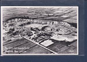 AK The Cliffe Hill Granite Co Ltd. Markfield Near Leicester 1950
