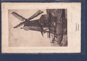 AK Zaagmolen Zaandam 1930