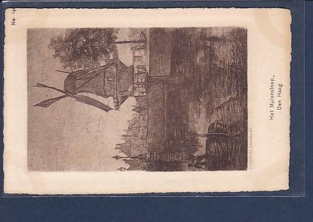 AK Het Molensloep Den Haag 1930 0